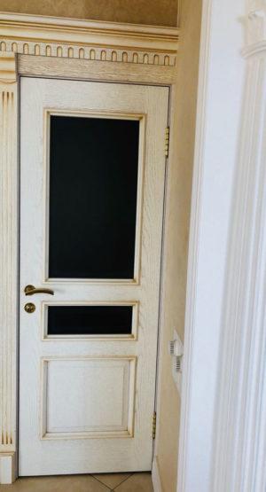 купить межкомнатные двери со стеклом