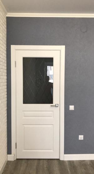 купить межкомнатные двери со стеклами