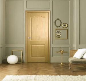 двери из натурального шпона как выбрать