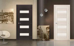 итальянские двери из экошпона