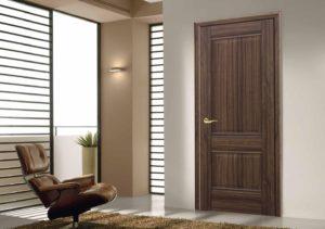 двери из экошпона, особенности производства