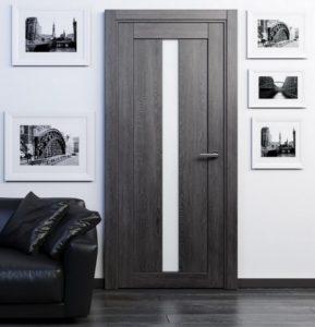 двери из экошпона, особенности изготовления