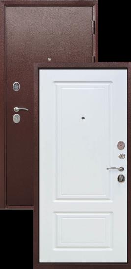 купить металлические двери цена на модель Толстяк РФ