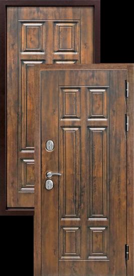 металлические двери цена на ISOTERMA Винорит