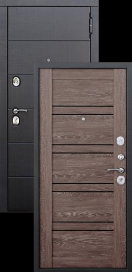 купить входные металлические двери Гарда Серебро