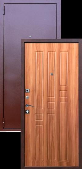 где купить металлическую дверь недорого