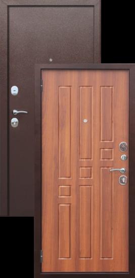 металлические двери купить гарда с внутренним открыванием