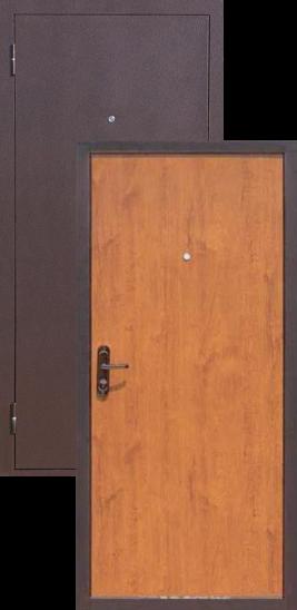 входные металлические двери рустикальный дуб купить