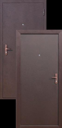 металлические двери цена модели 5-1 РФ мет/мет