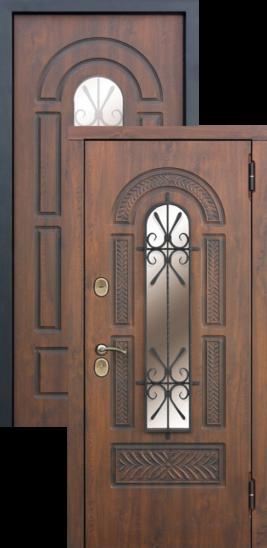 металлические двери купить цена модели Vikont