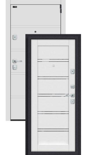 металлическая дверь порта М3 8L28