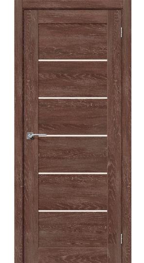 межкомнатная дверь из экошпона легно 22