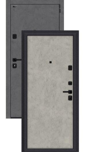 металлическая дверь порта м3