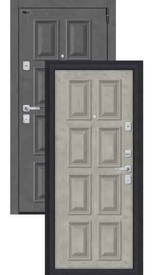 металлическая дверь порта М3 К18К12