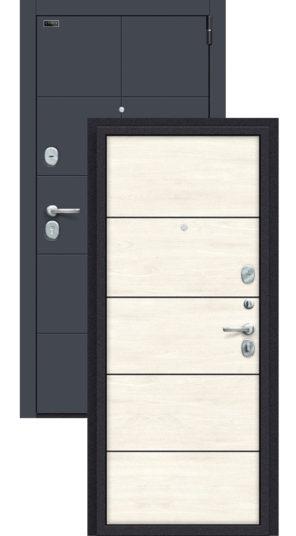 металлическая дверь порта S3 P50