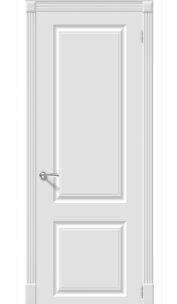 межкомнатные двери купить цена СКИННИ 12 БЕЛАЯ эмаль