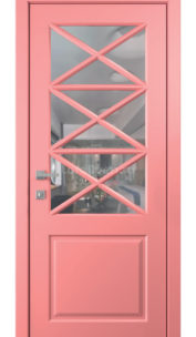 дверь межкомнатная астория 3 стекло