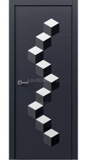 дверь межкомнатная футуристик 11-3