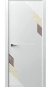 дверь межкомнатная футуристик 4-2